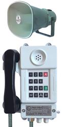 Взрывозащищенный телефонный аппарат с номеронабирателем и громкоговорящей связью ТАШ-21ЕхС