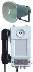 Взрывозащищенный телефонный аппарат без номеронабирателя с громкоговорящей связью ТАШ-22ЕхВ